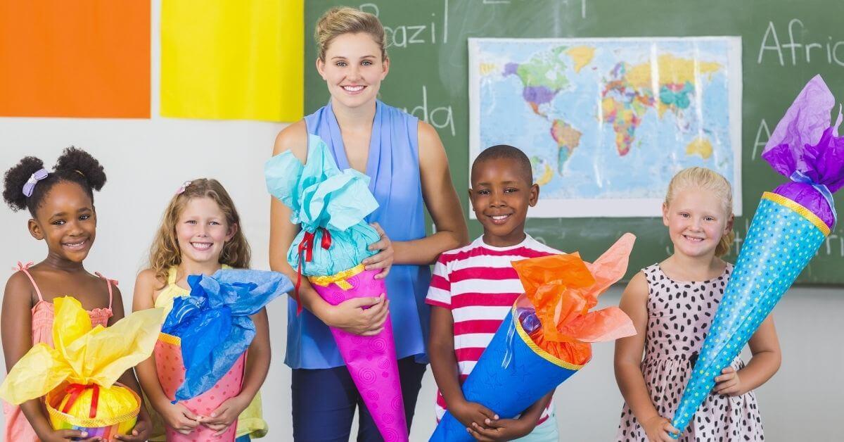 Birthday Gift Ideas for Teachers