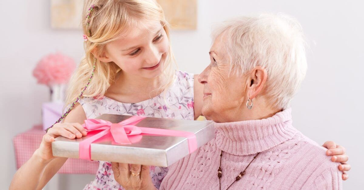 Best Birthday Gifts for Grandma