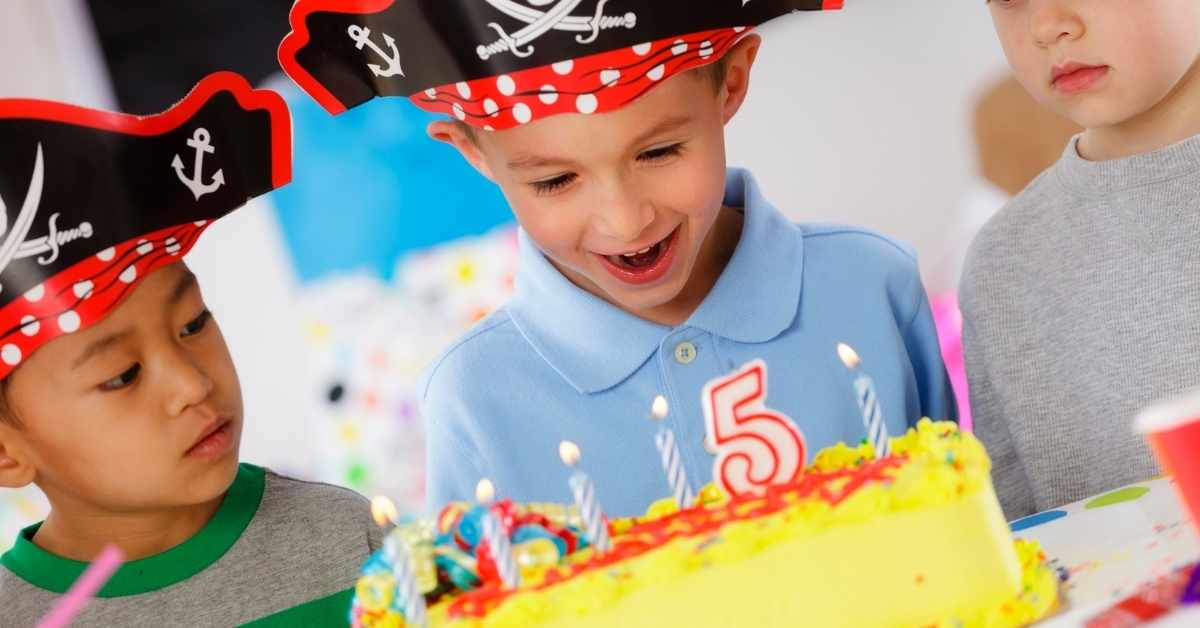 What to Give a 5-year-old Boy for His Birthday