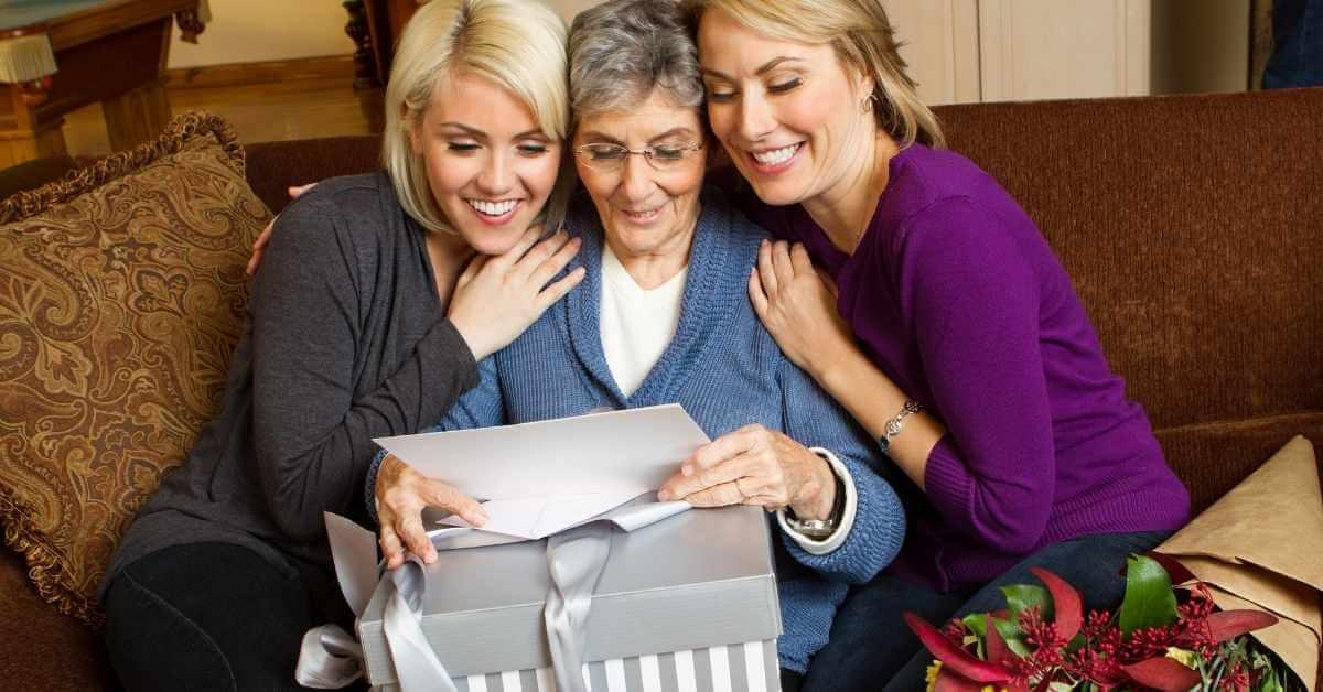 95th Birthday Gift Ideas for Grandma