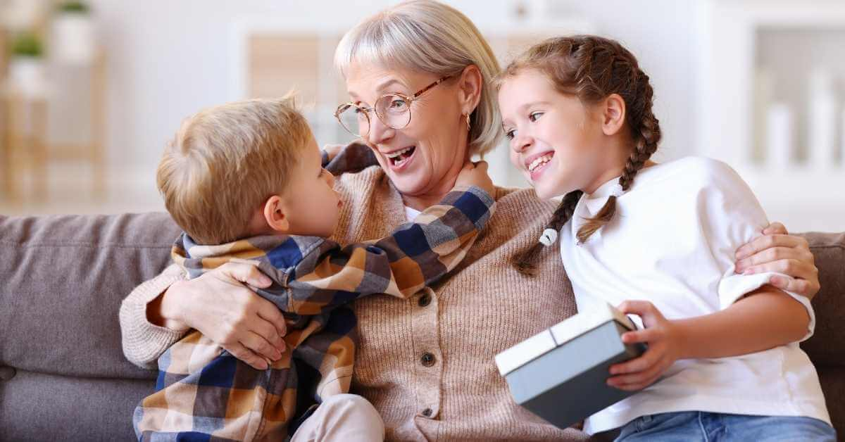 What to Give Grandmother for Her Birthday