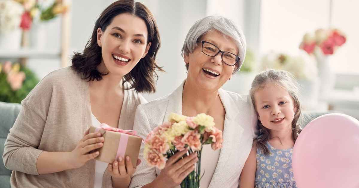 What to Give Mom for 45 Years