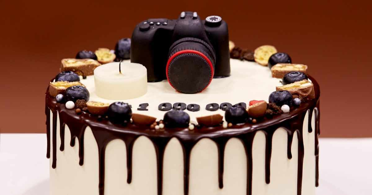 What to Give a Photographer for His Birthday