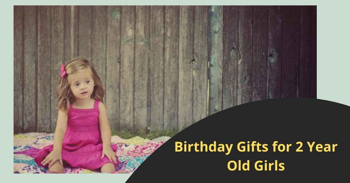 2 Year Old Birthday Gifts Girl