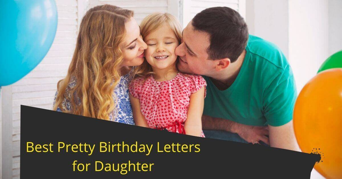 Birthday Letters for Daughter